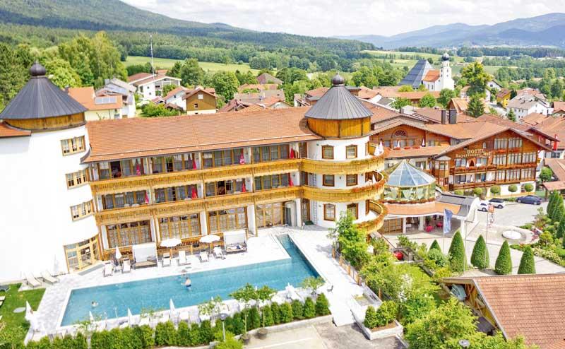 Hotel Bayerischer Hof Im Bayerischen Wald